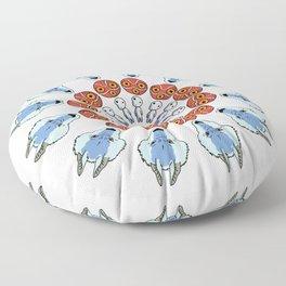 Mononoke Mandala Floor Pillow