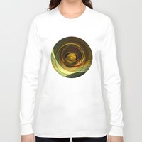 infinity Long Sleeve T-shirts featuring Infinity by Klara Acel