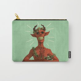 Spring Demon Carry-All Pouch