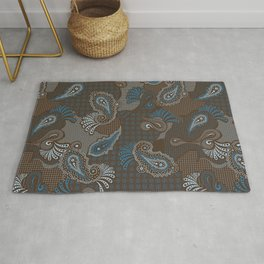 paisley DECO syndrone Rug