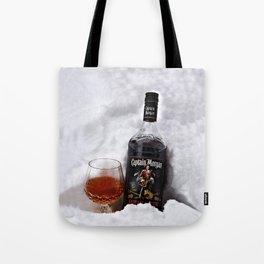 Ice Cold Captain Morgan Rum Tote Bag