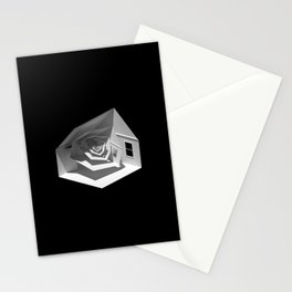 ourhouse.blend [surreal remix] Stationery Cards