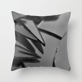 Superstitious Noir Throw Pillow