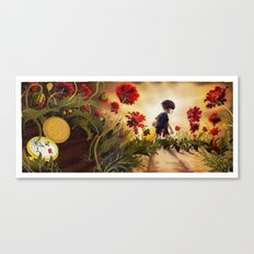 Remembrance Year Canvas Print