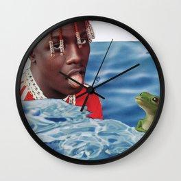 LIL GEICO Wall Clock