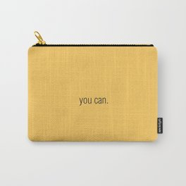 Really, You Do Carry-All Pouch