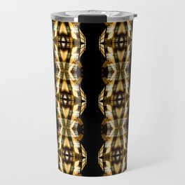 DIGI TRIBE YELLOW Travel Mug