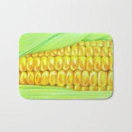 Color pencil Corn Bath Mat