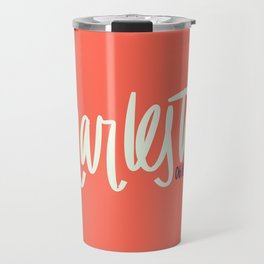 Charleston, SC Travel Mug