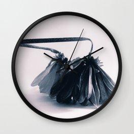 Fading Away I Wall Clock