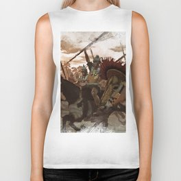 Ancient Warriors Biker Tank