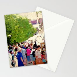 Art Patrons Stationery Cards
