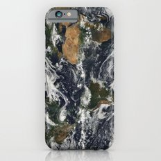 Map of Earth iPhone 6s Slim Case