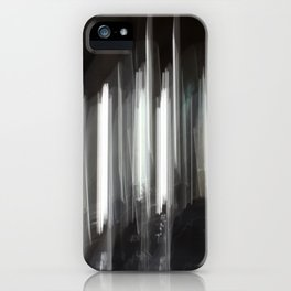 Bands of Lights iPhone Case