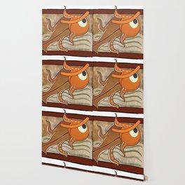 angry fish eye Wallpaper