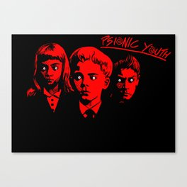 Psionic Youth Canvas Print