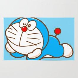 Doraemon cute smile Rug