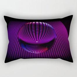Glass Ball Rectangular Pillow