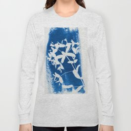 Herbal Sunprint #5 Long Sleeve T-shirt