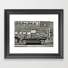 Mini 2 Framed Art Print