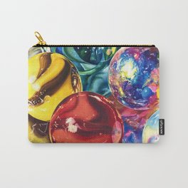 Iridescent Carry-All Pouch