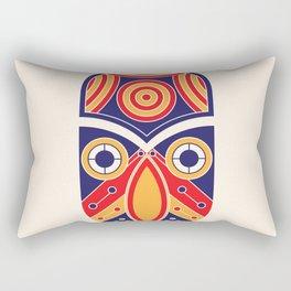 owl skull Rectangular Pillow