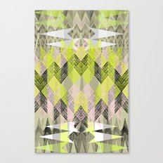 Arrow Neo Canvas Print