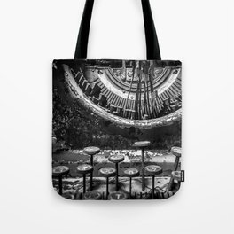 Typing histories Tote Bag
