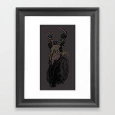 The Optimist Framed Art Print