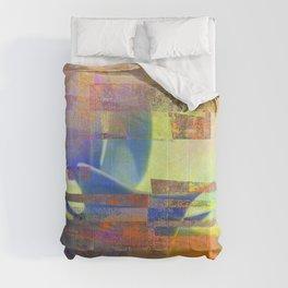 quiet agave Comforters