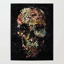 Smyrna Skull Poster