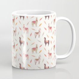 Boho llama Coffee Mug