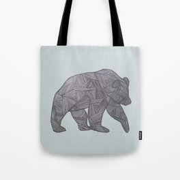 Bear. Tote Bag