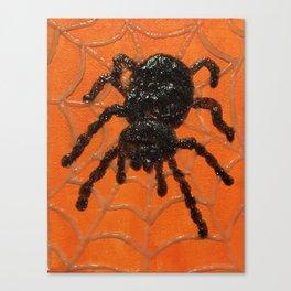 Spooky Tarantula Canvas Print