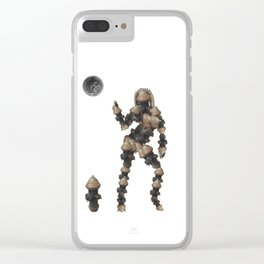 Sexy pump-2 Clear iPhone Case