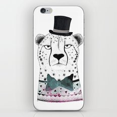 MR. CHEETAH iPhone & iPod Skin