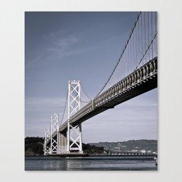 San Francisco bridge Canvas Print