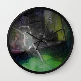 Blur #4 Wall Clock