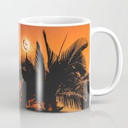 Sunset Mosque Coffee Mug