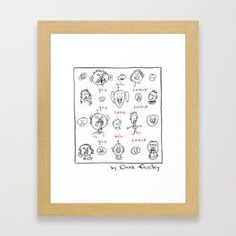 You Win Some Framed Art Print