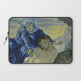 Pietà (after Delacroix) Laptop Sleeve