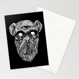 Bearded Ape r2 Stationery Cards