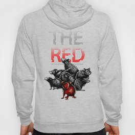 The Red Rat - be different Hoody