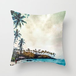 Lanka Throw Pillow