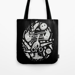 Lullaby in Frogland Tote Bag