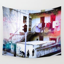 Those we Love Never Go Away Wall Tapestry