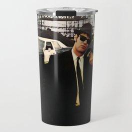 BluesBrothers 1980 Canvas Wall Art Film Movie Poster Print Dan Aykroyd Belushi Travel Mug