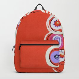 Summer of Love - Orange Backpack