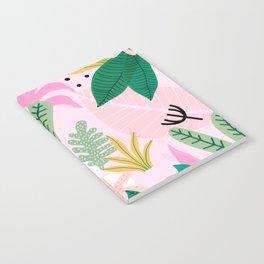 Into the jungle - sunup Notebook