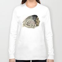 fig Long Sleeve T-shirts featuring fig. 25 by The New Gravy Cake